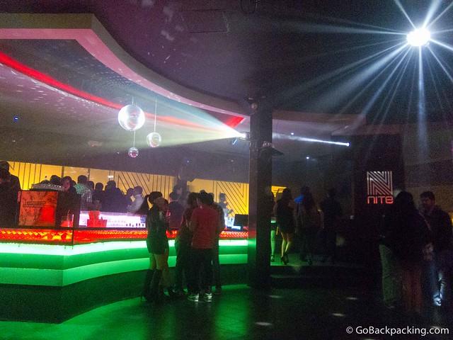 Nite Discoteca in Cuenca