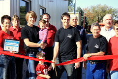 Griess Automotive Ribbon Cutting