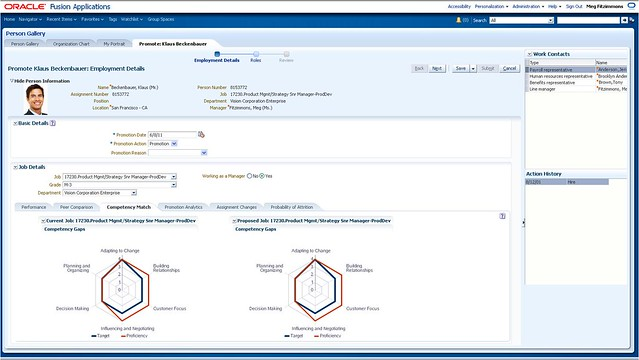 Oracle Fusion HCM Applications - Decision Support | Flickr - Photo ...
