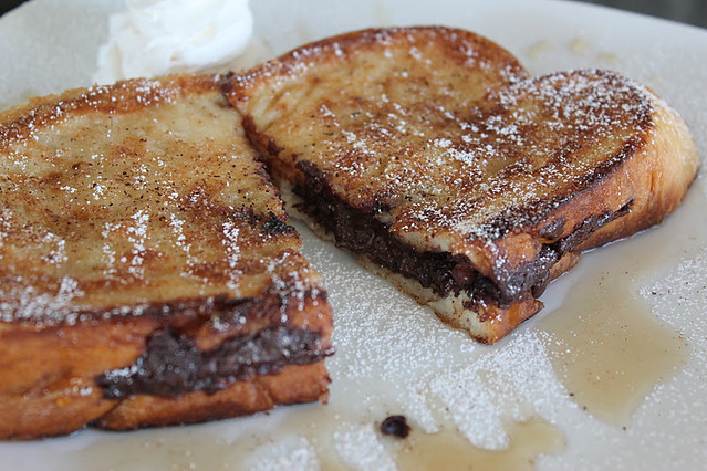 Vegan Nutella Stuffed French Toast | Flickr - Photo Sharing!