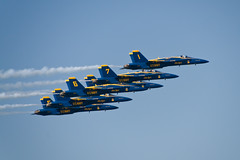Blue Angels @ Fleetweek SF