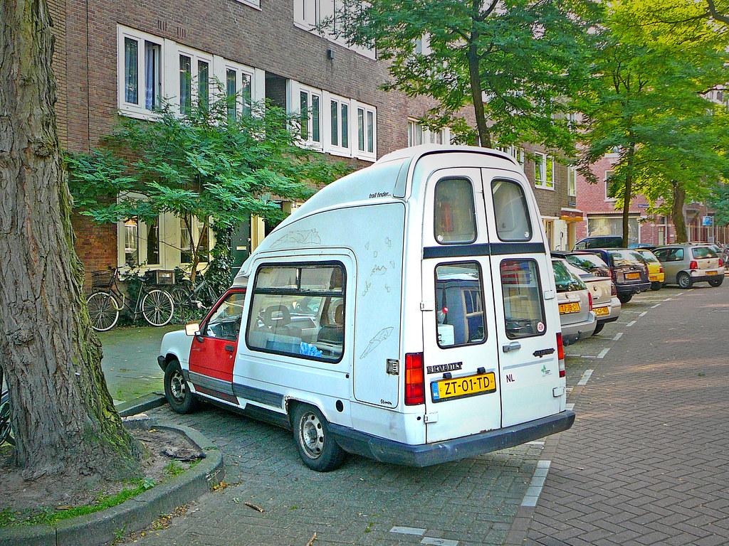 renault express stimsontrailfinder kampeerauto camping car camper 1991 amsterdam maarten. Black Bedroom Furniture Sets. Home Design Ideas
