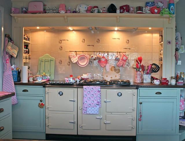 Hello Kitty Kitchen | Flickr - Photo Sharing!