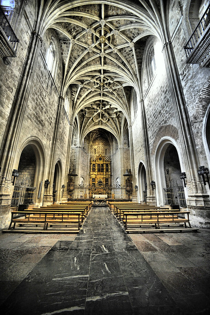 la iglesia de san, Nikon D3S, Sigma 14mm F3.5