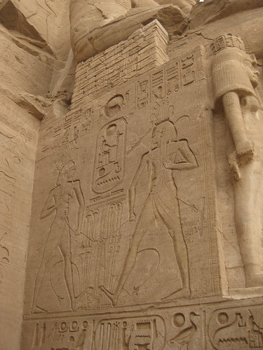 Temple Reliefs at Abu Simbel (VI)