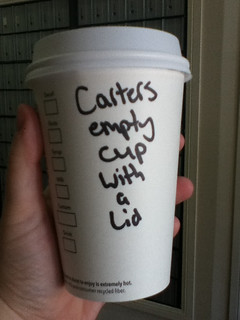 Sometimes, Starbucks is awesome.