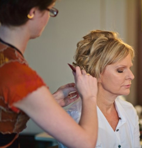 Mother Of The Bride Hairstyle 3 Victoria Flickr