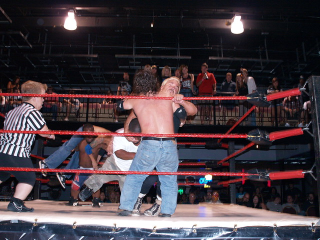 Midget wrestler death in houston