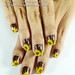 Nail Art Sunflowers 02
