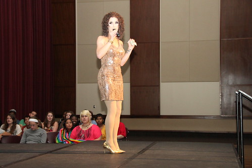 Fifth Annual Delta Lamba Phi Drag Show