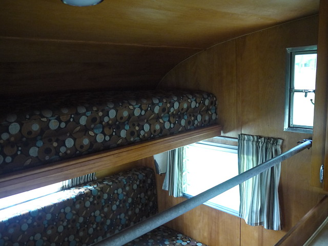 Travel Trailer Bunk Bed Netting Railing