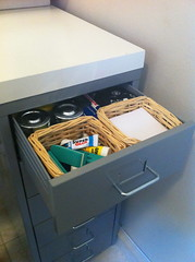 HELMER stationery drawer