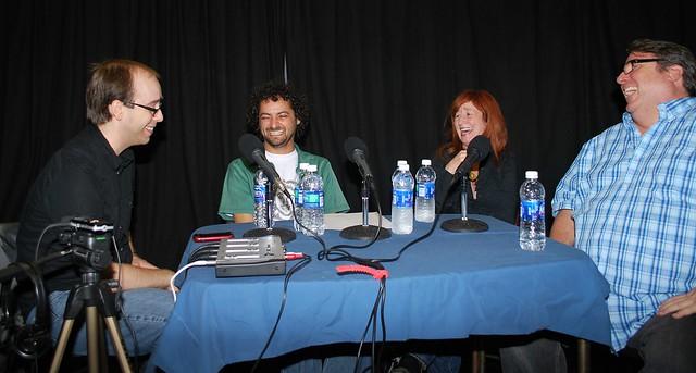 Comedy on Vinyl Live! 9/17/2011