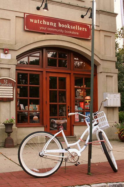 Bike And Books In Montclair NJ