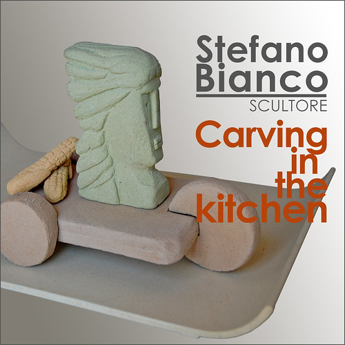 Carving in the kitchen - RECIPE SEVEN