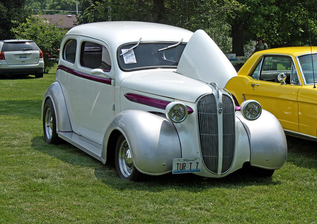 1937 plymouth 2 door sedan custom 4 of 9 flickr for 1937 plymouth 4 door sedan
