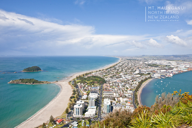 Mt. Maunganui, North Island, NZ