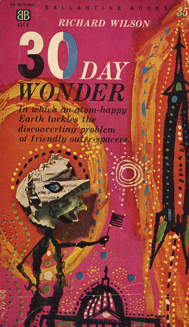 Ballantine Books 434 K - Richard Wilson - 30 Day Wonder