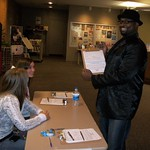 Voter Registration at BCPL