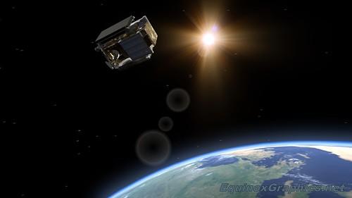 Sentinel 1 satellite for ESA
