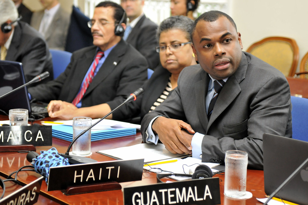 Group Of Friends Of Haiti 37