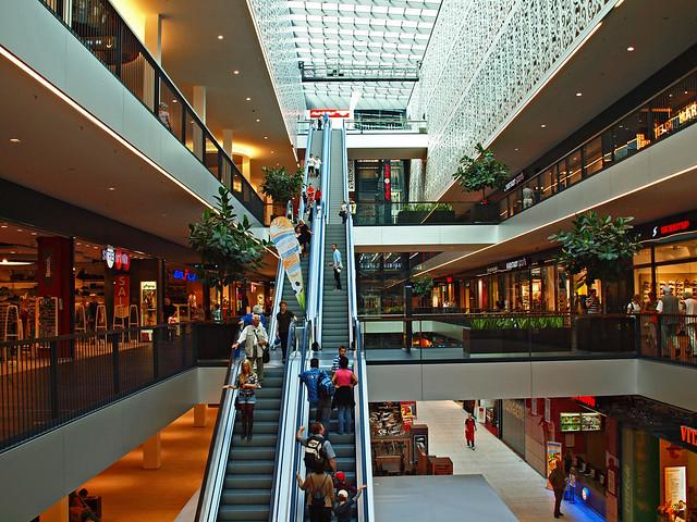 Dresden Shopping