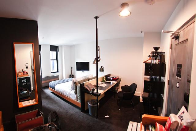 Room  Ace Hotel Portalnd