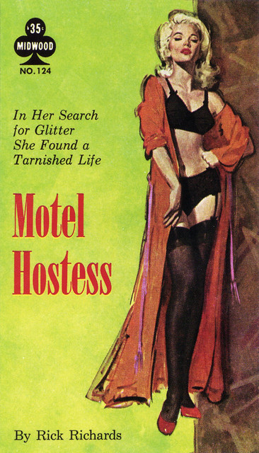 Motel Hostess Rick Richards