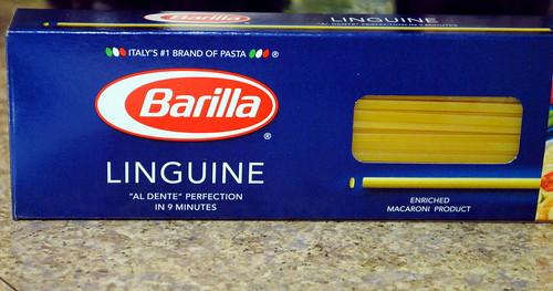 Lemon, Seafood Medley over Linguine Pasta | I have moved ...