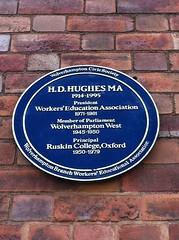 Photo of Blue plaque № 7855