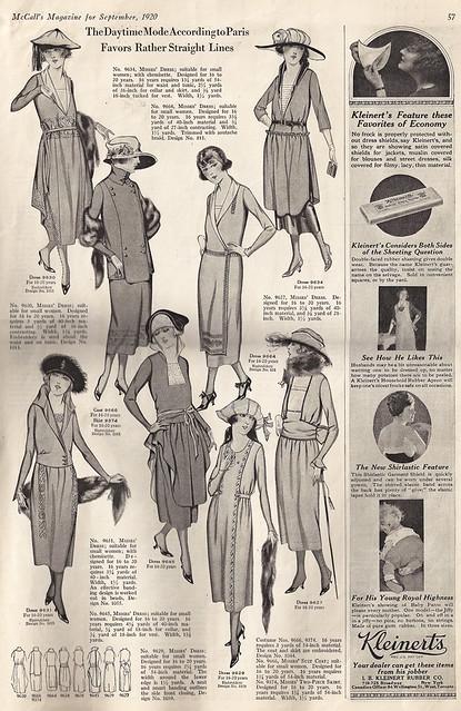 09.26.11 | 1920 fashions