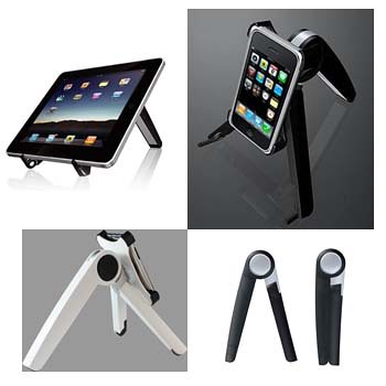 Tripod Stand for iPad & iPhone