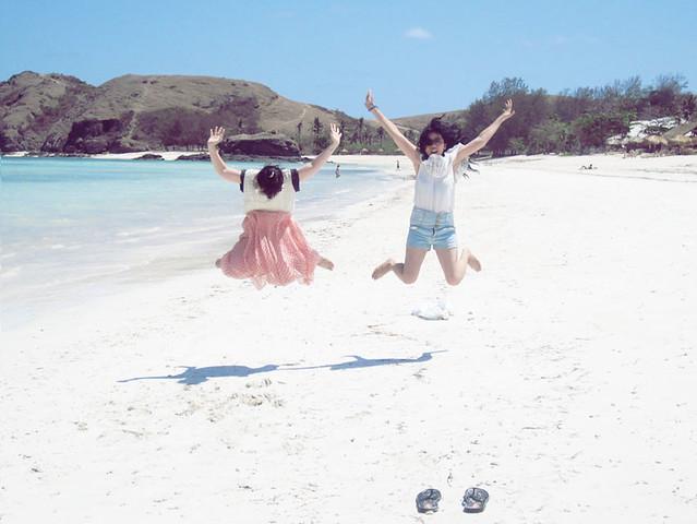 Pasir Putih Beach, Indonesia