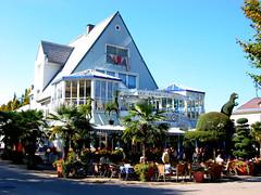 Симпатичный ресторан в городе Velden