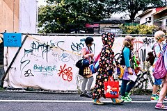 Harajuku Graffiti vs Harajuku Fashion