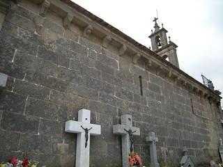 Iglesia de San Martiño de Sabadelle