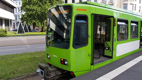 Hannover Tram