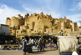 Siwa, old town, Shali fortress