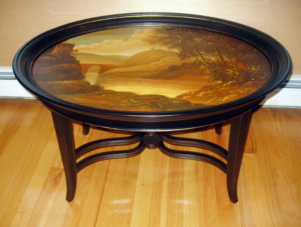 E.J. Victor Coffee Table