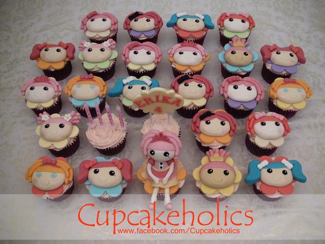 lalaloopsy cupcake