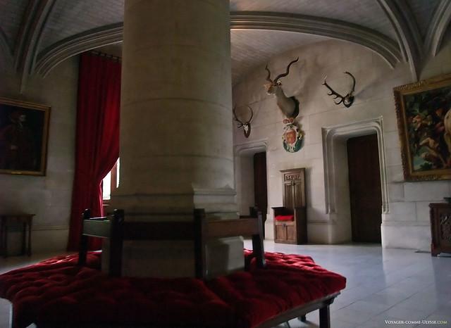Ch teau de menetou salon le berry r gion d 39 excellence - Menetou salon chateau ...