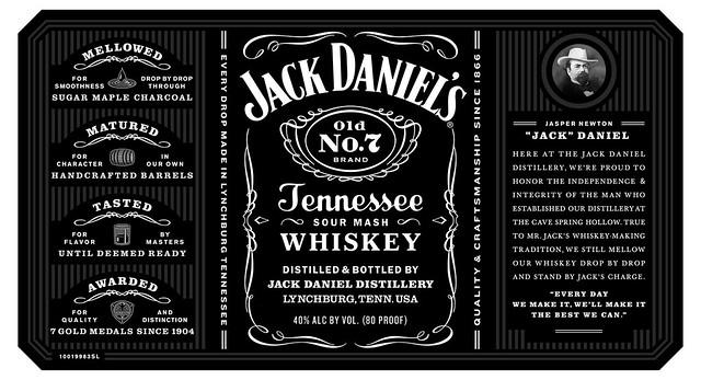 6230684907 b73a99c86d z jpgJack Daniels Honey Whiskey Label