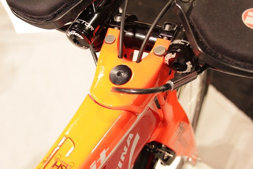 Willier Twin Foil 15 stem
