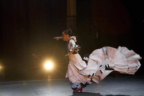 Rafaela Carrasco-II Bienal de Flamenco