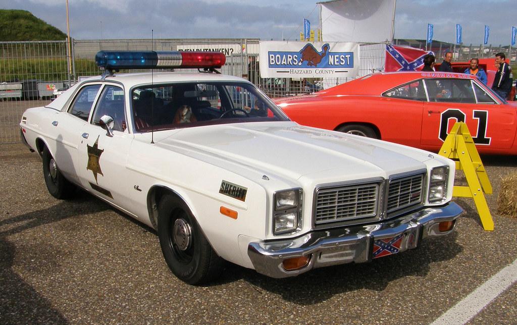 1978 dodge monaco quot dukes of hazzard quot style policecar a photo on