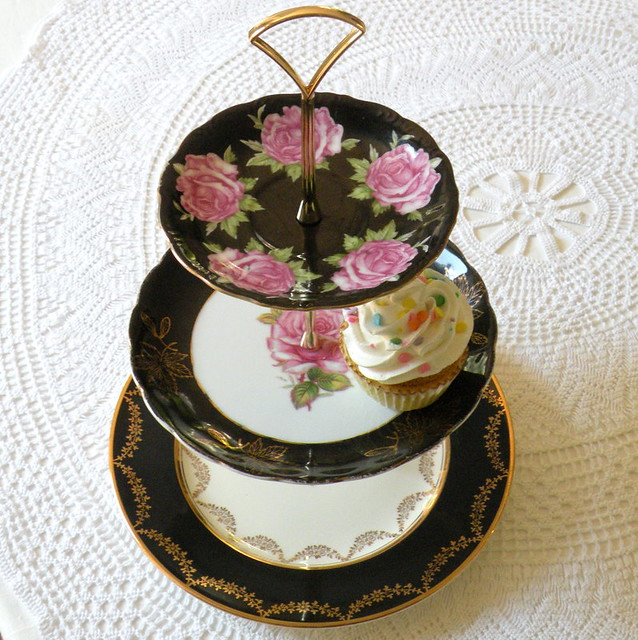 Tea Cake Display Stand
