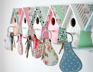 hang keys