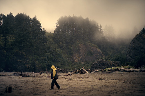 at Cape Disappointment