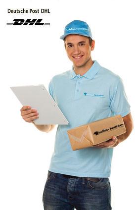 Kostenloser Versand - Post Paket