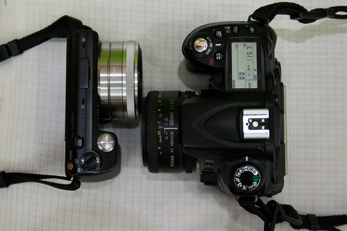 Nikon vs Sony